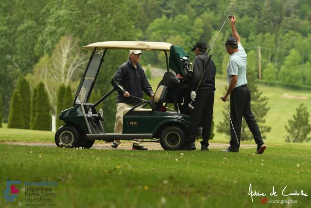 Tournoi de golf Fondation HNDF 2019
