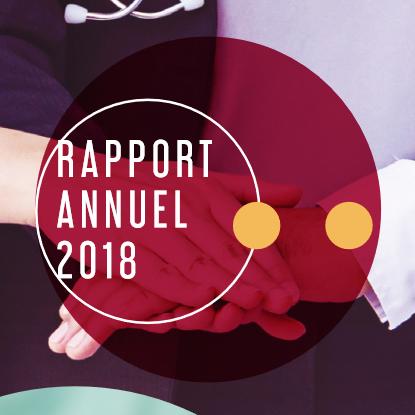 Rapport Annuel 2018 Fondation HNDF-pastille